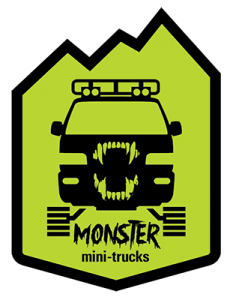 Monster Mini Trucks Logo